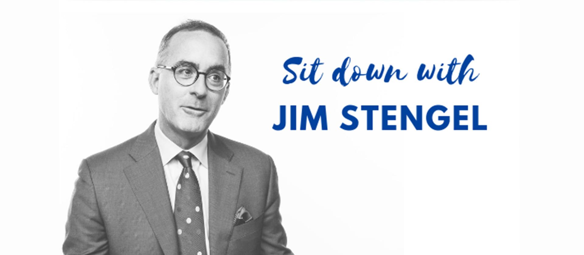Jim Stengel Interview with the Millenium Alliance