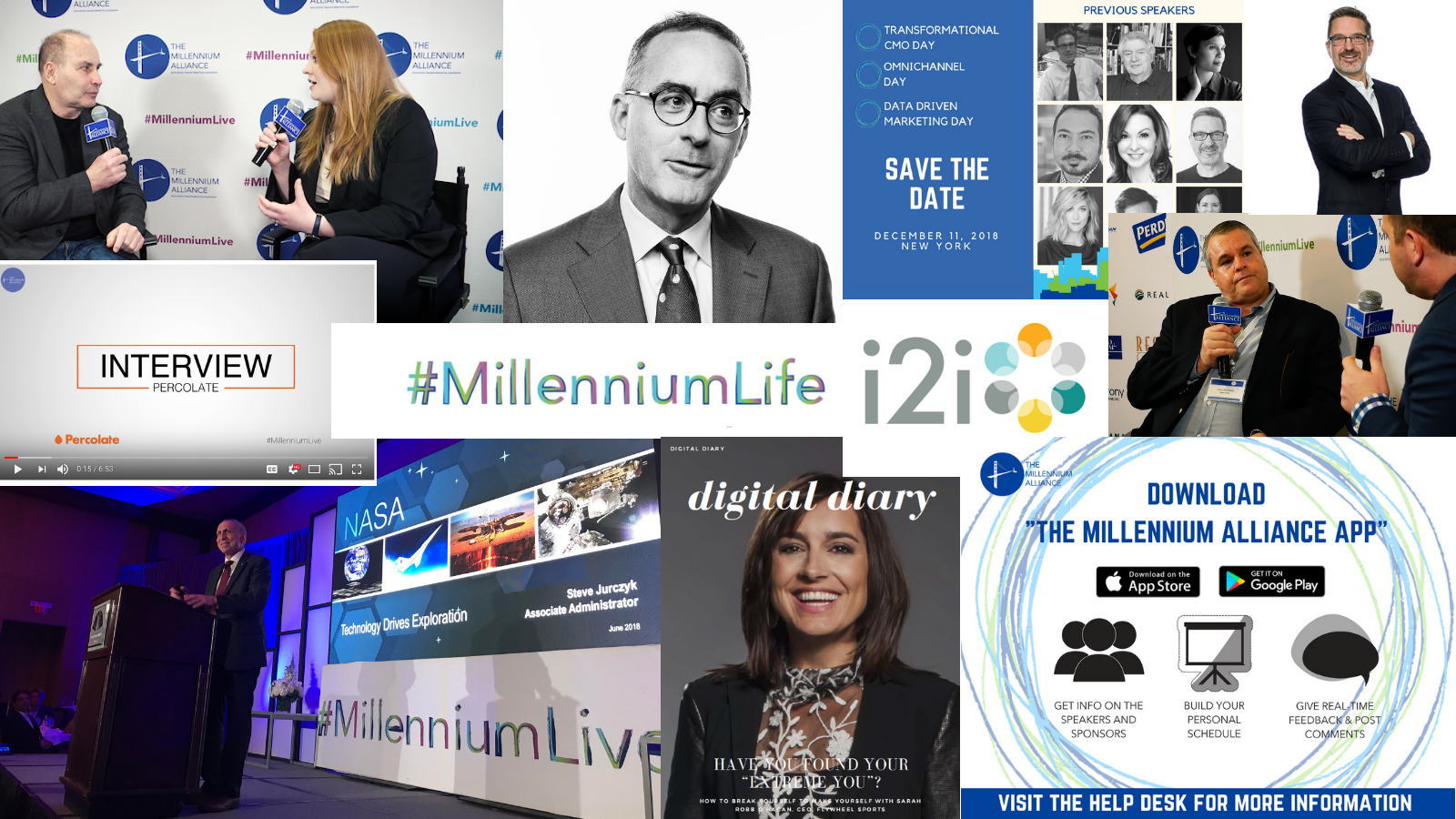 The Millenium Alliance Collage Presentation