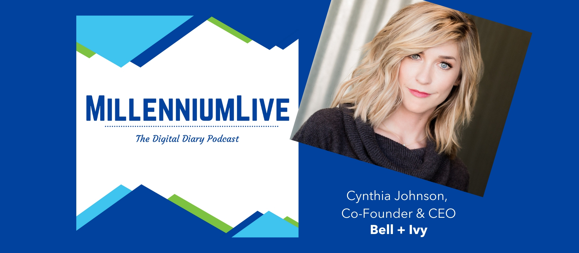Podcast Poster of Cynthia Johnson