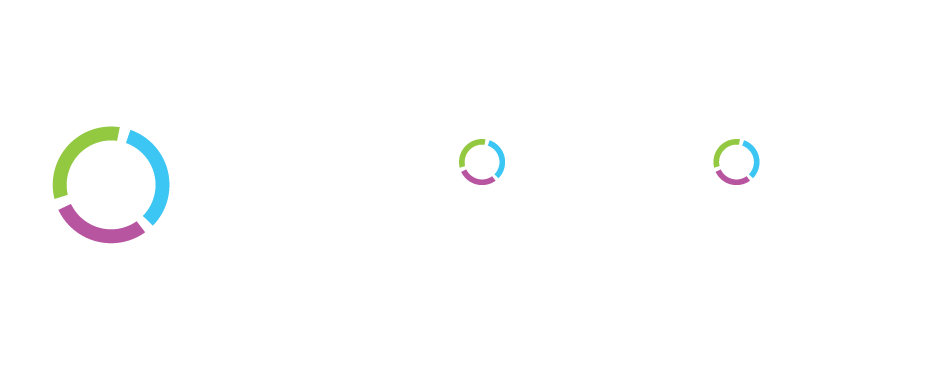 TRANSFORMATIONAL DATA WHITE Logo