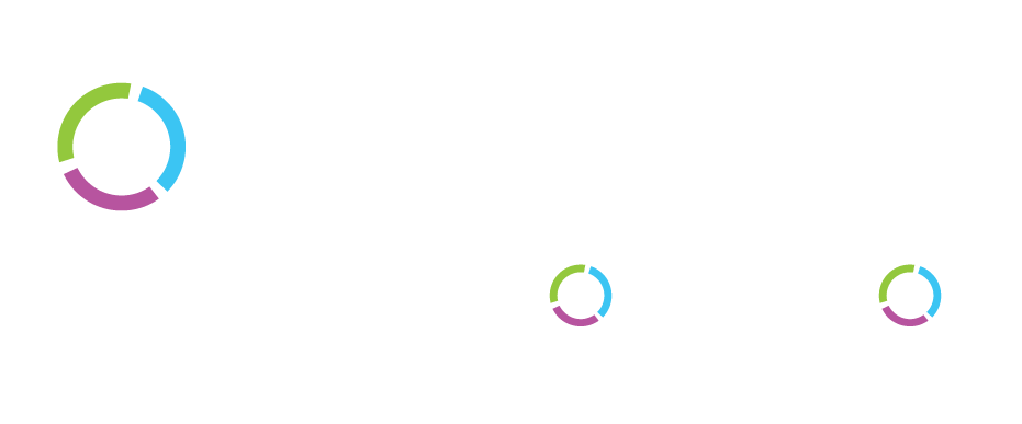 healthcare providers transformation white logo