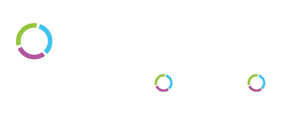 healthcare providers transformation white logo