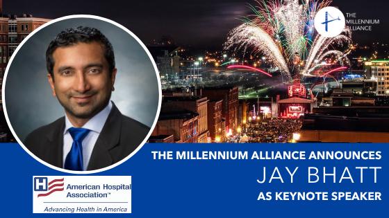 Jay Bhatt as Keynote Speaker Annoucement