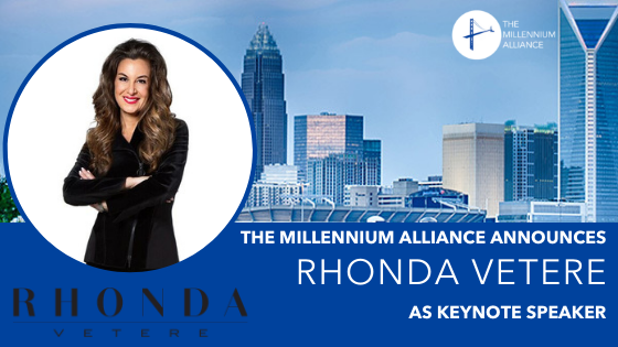 Rhonda Vetere as keynote speaker Announcement