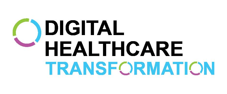 DIGITAL HEALTHCARE Transformation Logo