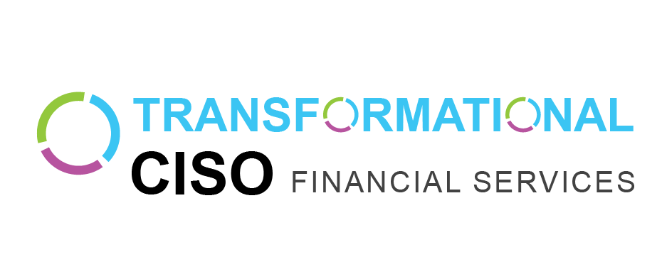 TRANSFORMATIONAL CISO FINANCIAL Services Logo
