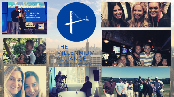 The Millenium Alliance Collage of photo events