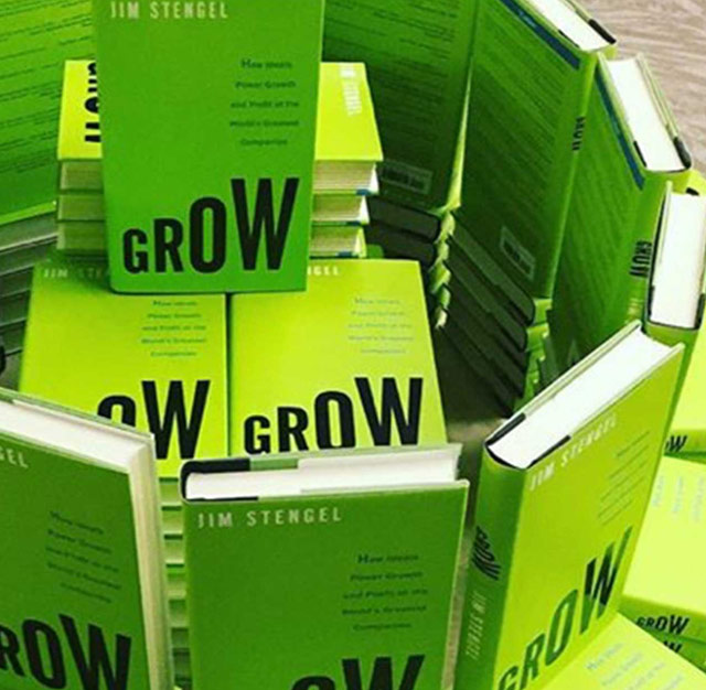 Jim Stengel Grow book