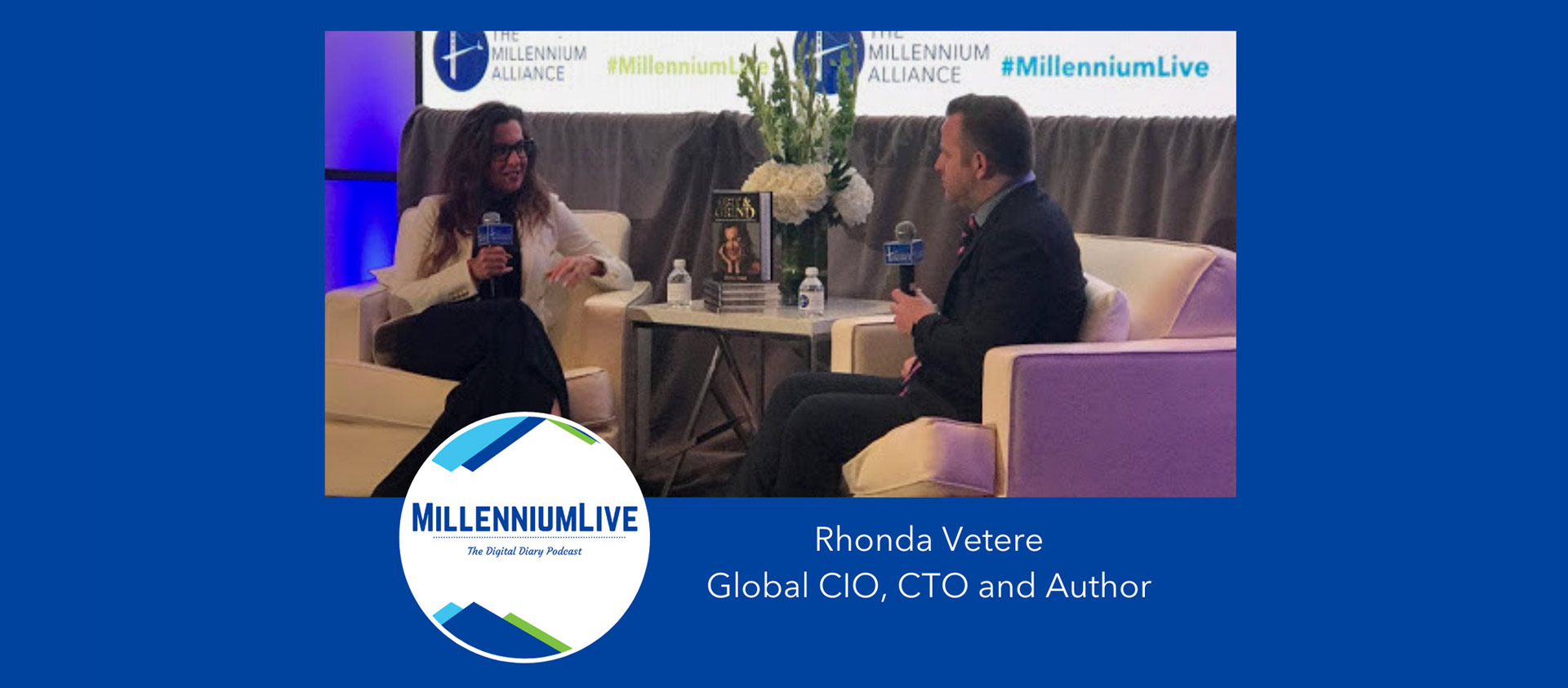 Rhonda Vetere Interview with the Millenium Alliance