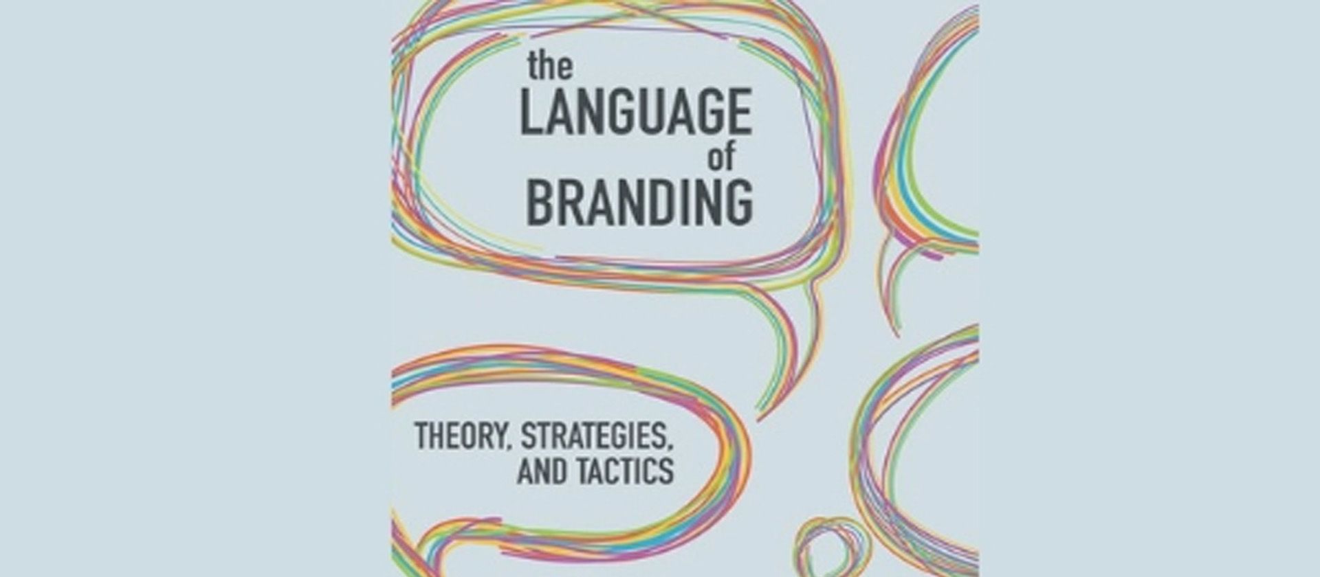 The Language of Branding Coverbook