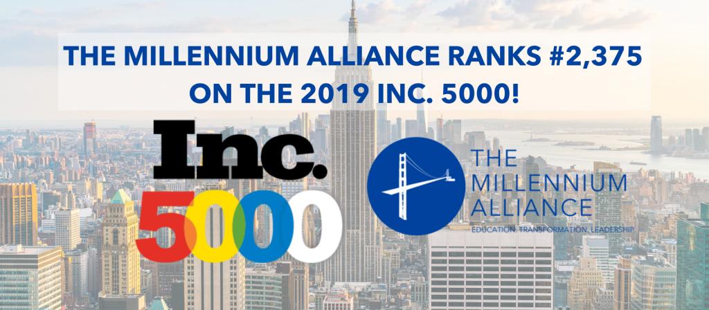 Inc 5000 Millennium Alliance