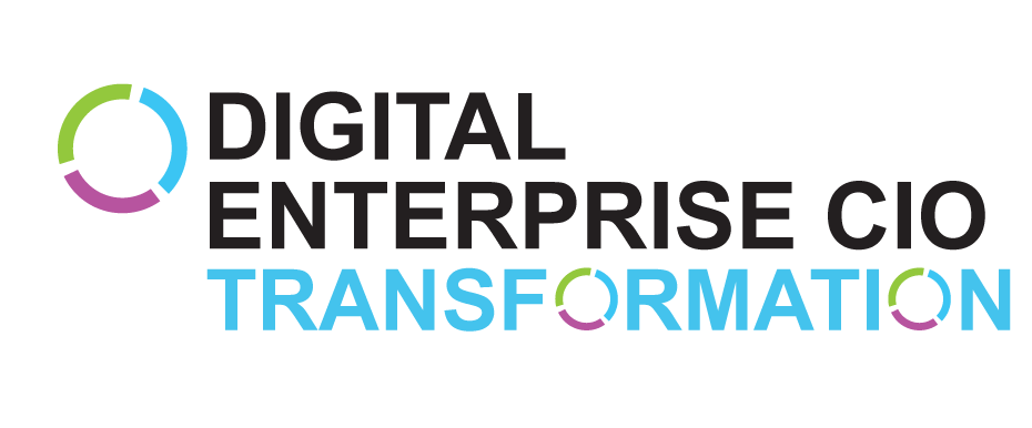 Digital Enterprise CIO Transformation Logo