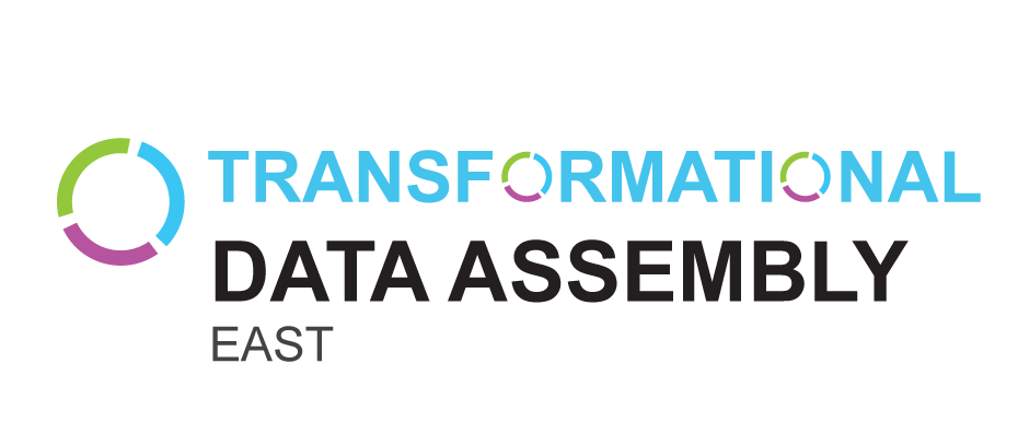 Transformational Data Assembly East Logo