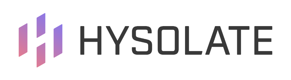 Hysolate Logo