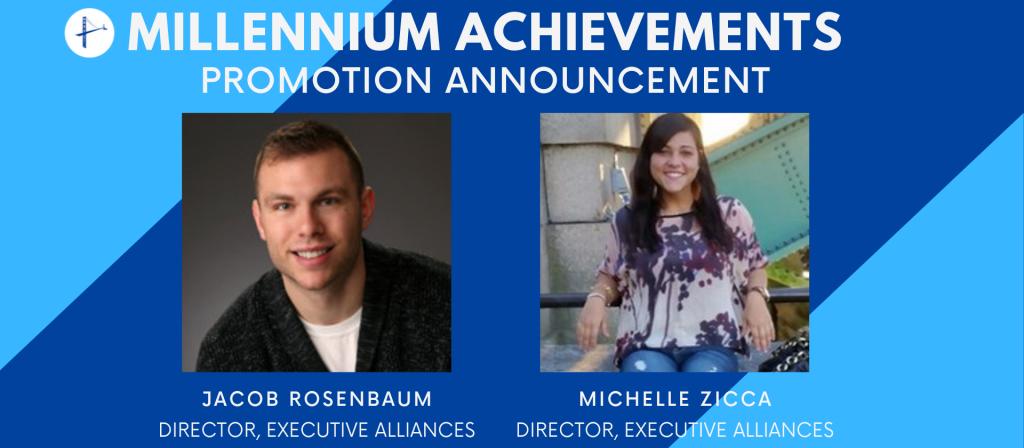 Millennium Alliance Achievements Promotion Announcement