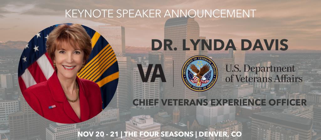 Dr Lynda Davis Us Department of Veteran Affairs Keynote Speaker Announcement