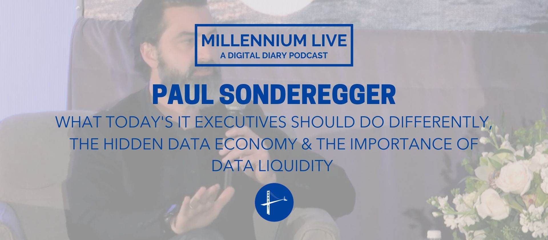 Paul Sonderegger Millennium Alliance Data Podcast