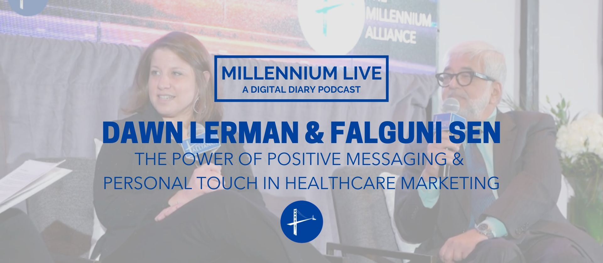 Dawn Lerman and Falguni Sen Healthcare Marketing Fordham University