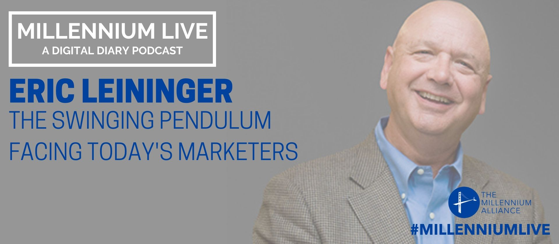 Eric Leininger Marketing Podcast Millennium Alliance