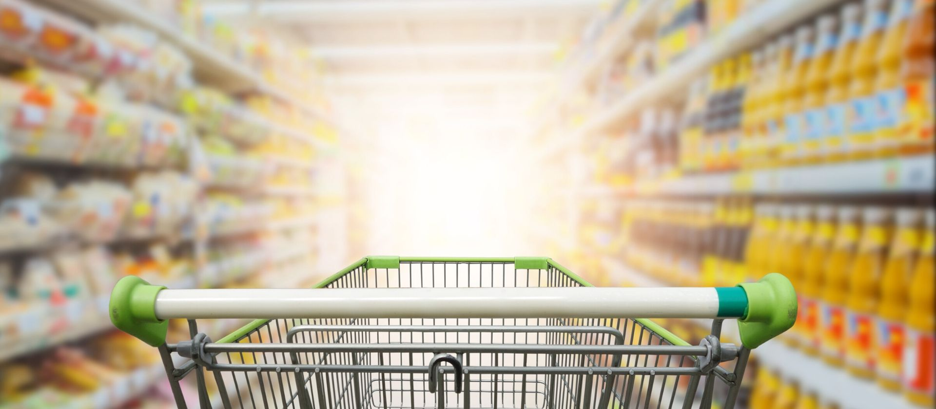 Online ECommerce Grocery Shopping