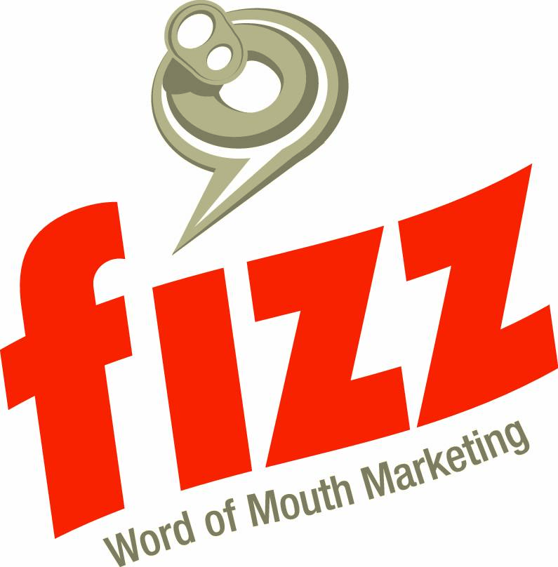 Fizz Word of Mouth Marketing Logo