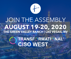 CISO WEST AUGUST