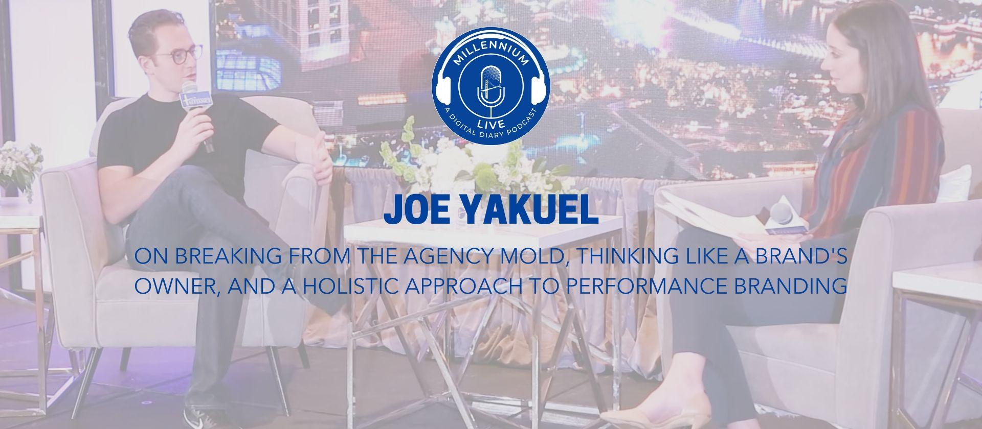 joe yakuel podcast
