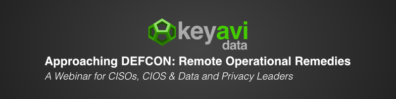 Keyavi Data Webinar