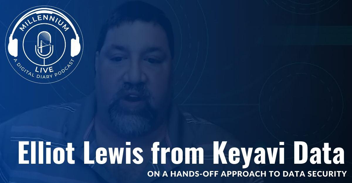 elliot lewis keyavi data podcast