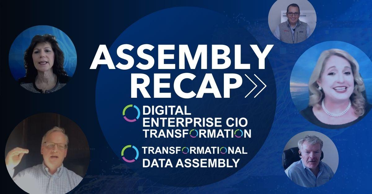 digital enterprise and data assembly
