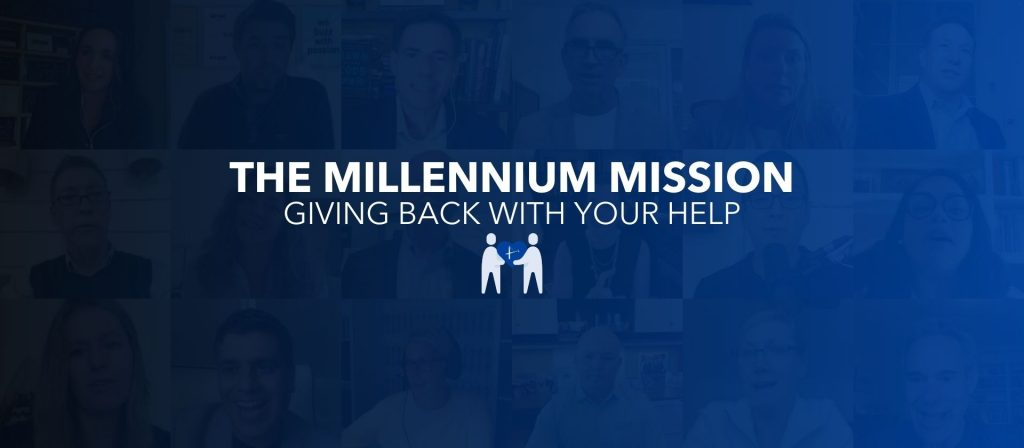 The Millennium Alliance Launches Its New Charitable Initiative, The Millennium Mission