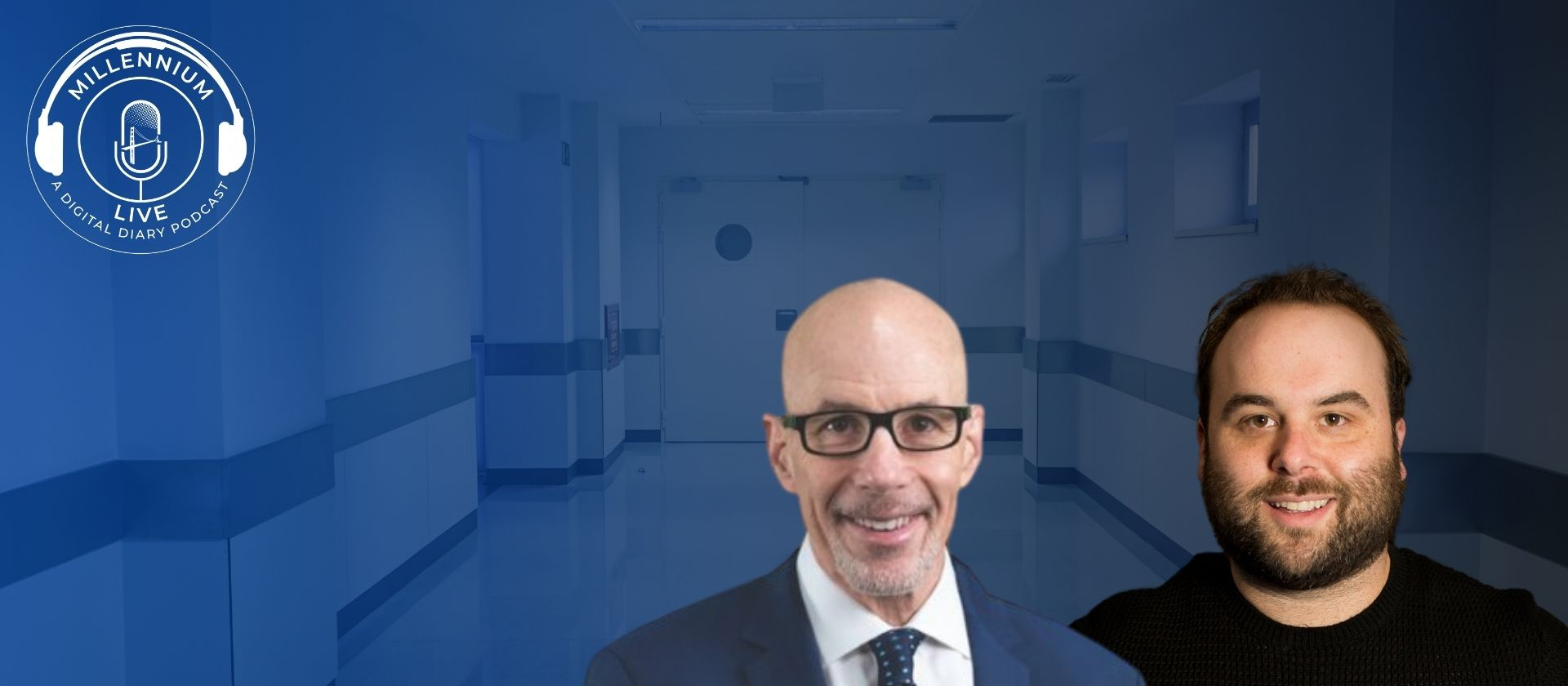 Dr. Stephen Klasko Talks Healthcare Transformation on #MillenniumLive