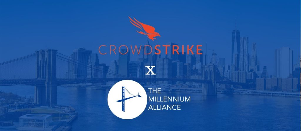 The Millennium Alliance Confirms CrowdStrike As Their Diamond Sponsor For Their Upcoming Flagship Cybersecurity Assembly