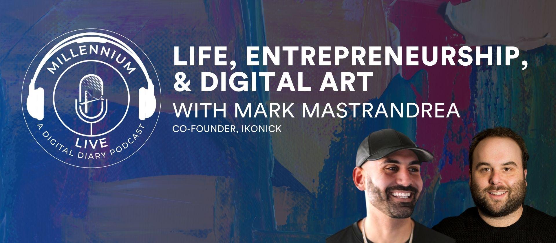 podcast-on-life-success-digital-art
