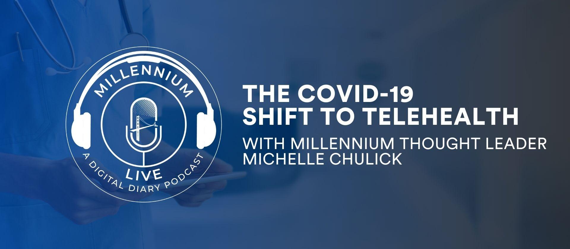 The COVID-19 shift to telehealth