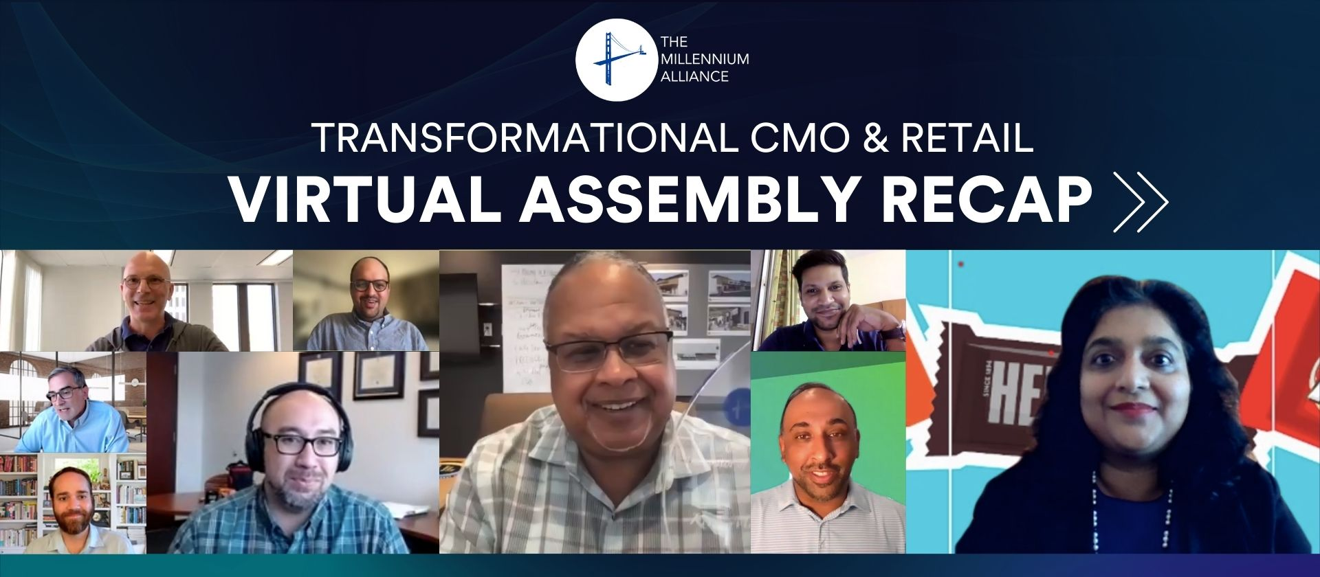 Our August Transformational CMO & Retail Assembly: Here's What You Missed