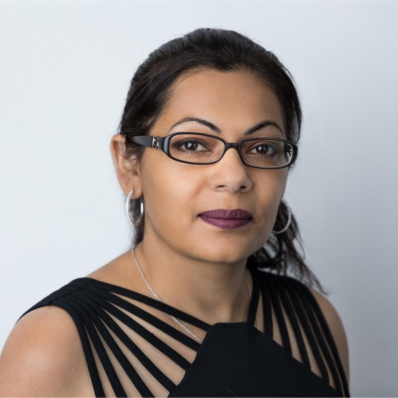 Geeta Ahuja Kapoor